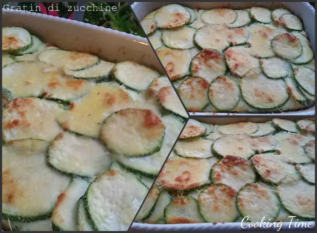 Gratin di zucchine