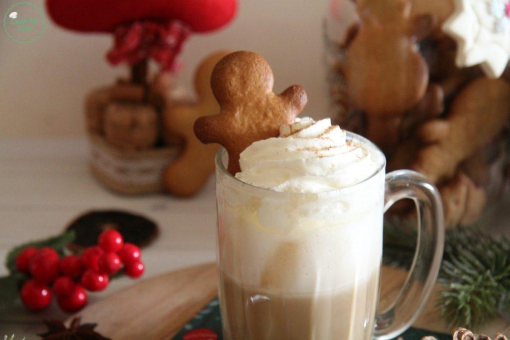 Latte macchiato gingerbread