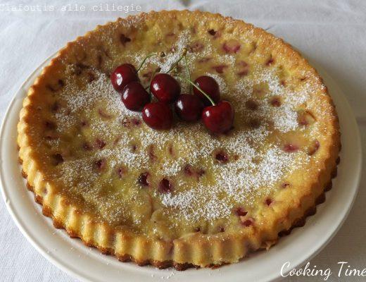 Clafoutis alle ciliegie